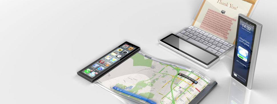 Mapy na urządzeniach przenośnych
