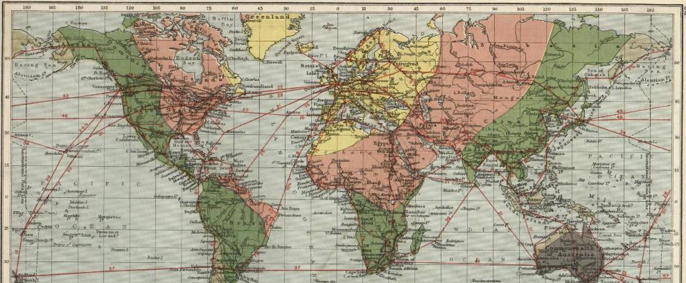 Definicje kartografii