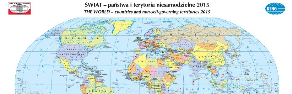 Nowe wydanie urzędowego wykazu nazw państw