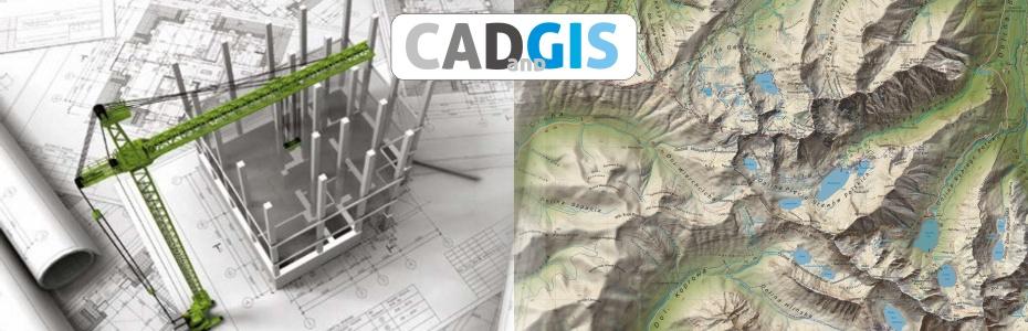 CAD i GIS - portal tematyczny